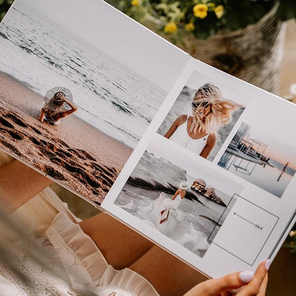 Fotoalbum Lusso 30x30, 20 pagine