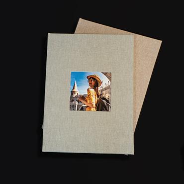 Fotobuch Ekslusiv A4