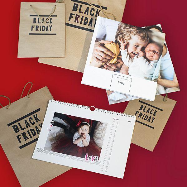 Fotolibro 24x24 + Calendario A4